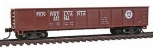 Model Power 98502 PRR 40' Gondola LN/Box