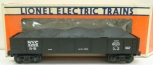 Lionel 6-6209 New York Central Gondola w/Coal Load EX/Box