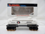 Lionel Trains 6-16113 Diamond Shamrock 2-Dome Tank Car EXCELLENT w box O Gauge