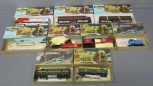 Athearn HO Scale Diesel Locomotives, Freight Cars: 3364, 3304, 1317, 1504, Etc [