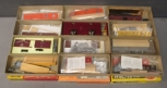 Silver Streak HO Scale Assorted Vintage Freight Car Kits [12]/Box