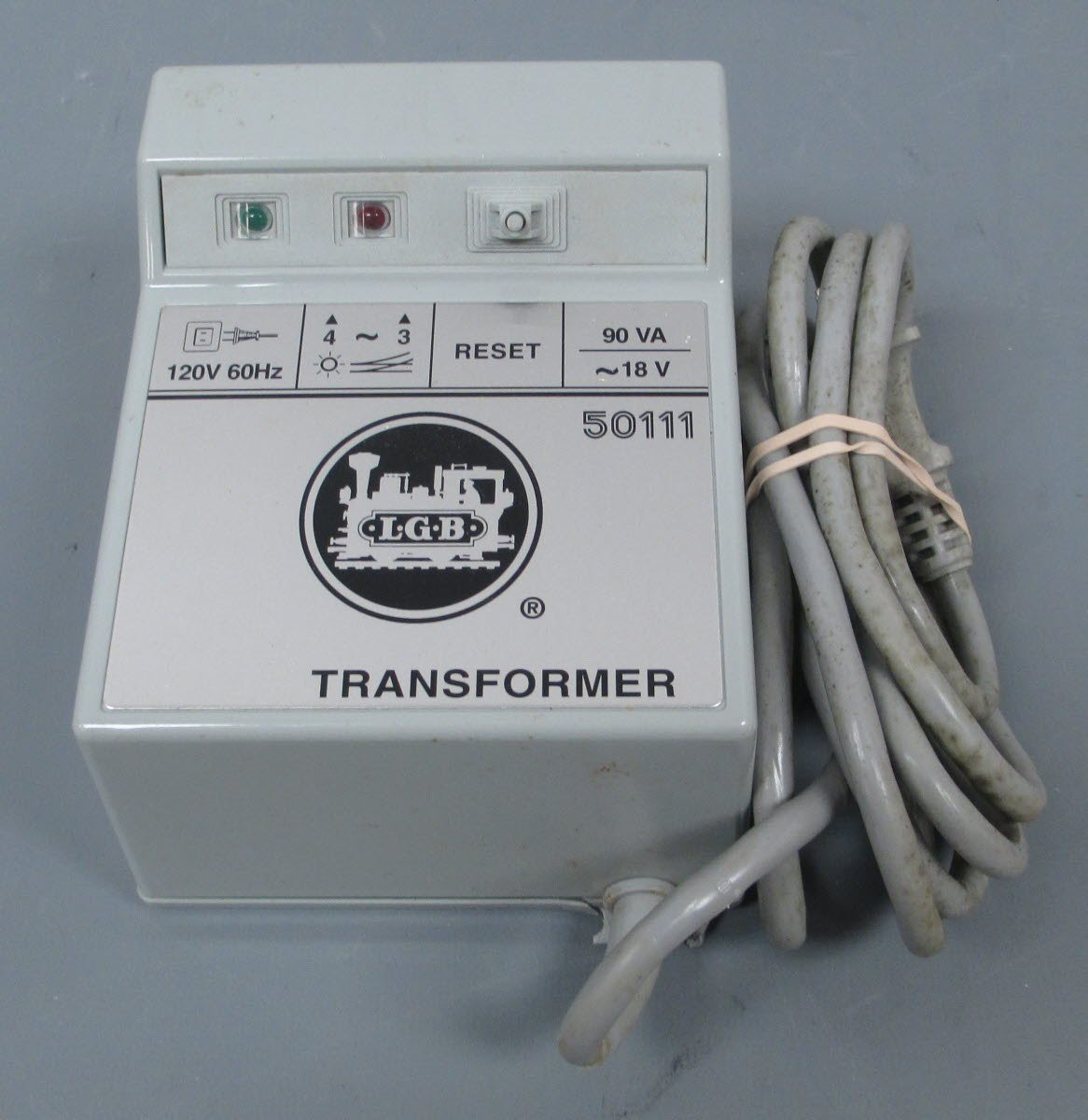 Buy Lgb 50111 High Power Output 6 Amp 120 Volt Ac Transformer Wiring Photo From Seller