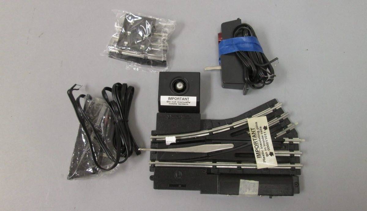 Buy Lionel O31 Right And Left Hand Remote Switches 6 23011 23010 65132 Ogauge Controlled Switch