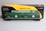 K-Line k676-11731 O Gauge Burlington Northern Santa Fe Coil Car LN/Box