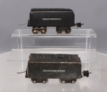Lionel 265W Tinplate Waffle Top Tender with Whistle (2)