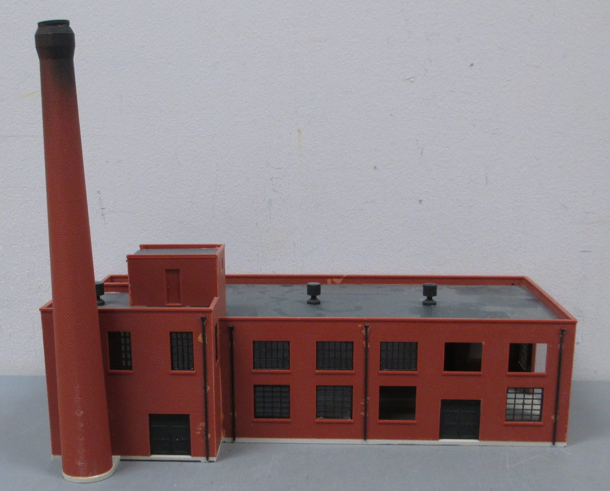 Buy HO Scale Assorted Assembled Building Kits (4) | Trainz