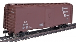 Walthers 910-1655 HO Canadian Pacific 40' AAR 1944 Boxcar - Ready to Run #252209