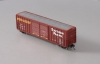 InterMountain 48301-03 HO Scale Southern Pacific Double Door Box Car LN/Box 844201043264 InterMountain 48301-03