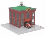 MTH 30-9157 Engine Company 49 Operating Firehouse NIB
