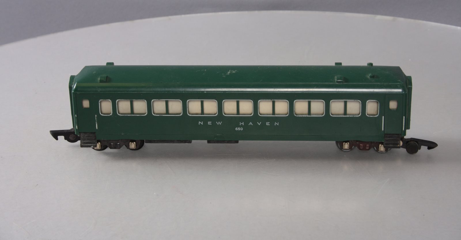 Buy American Flyer 650 New Haven Green Pullman Car | Trainz Auctions