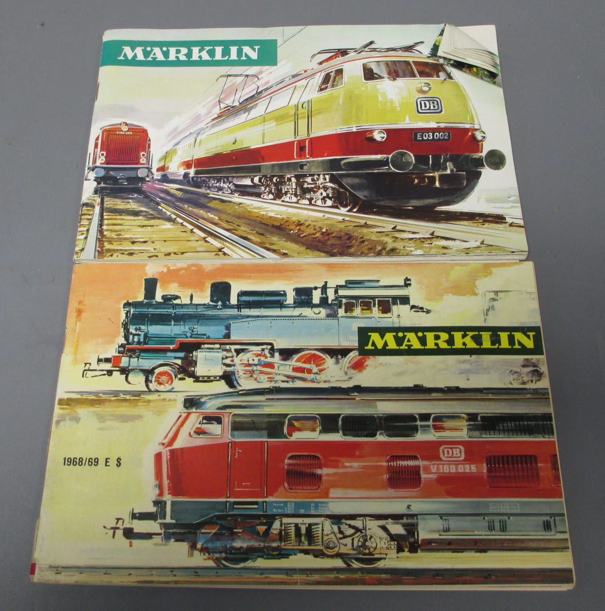 Buy Marklin & All-Nation Vintage Consumer Catalogs [5