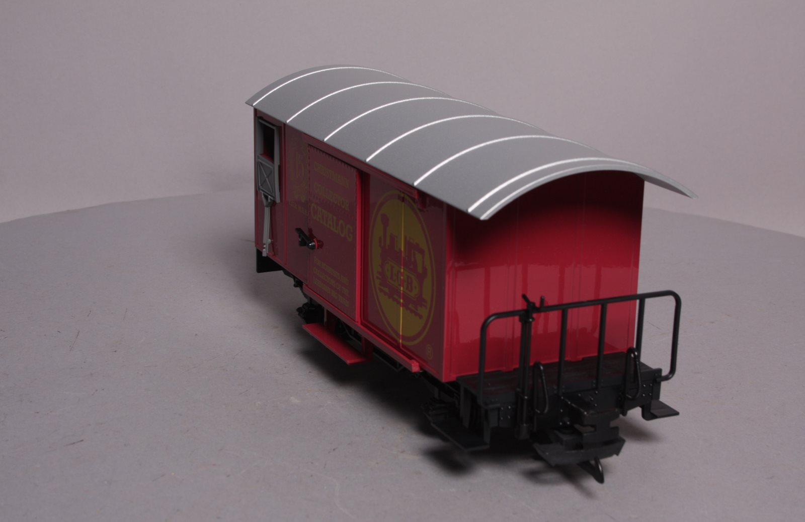 Buy LGB 4028CA G Scale Christmann Collector Catalog Boxcar