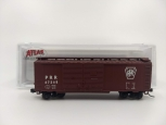 Atlas 50001279 N Pennsylvania Railroad 40' Double Door Boxcar #67368 LN/Box