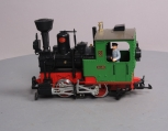 LGB 20211 0-4-0 Steam Locomotive w/ Engineer