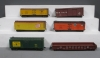 O Scale Assorted Freight Cars [6] (2-Rail)
