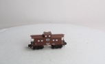 American Flyer 6-48725 S Scale New York Cental Lighted Caboose #17560 NEW