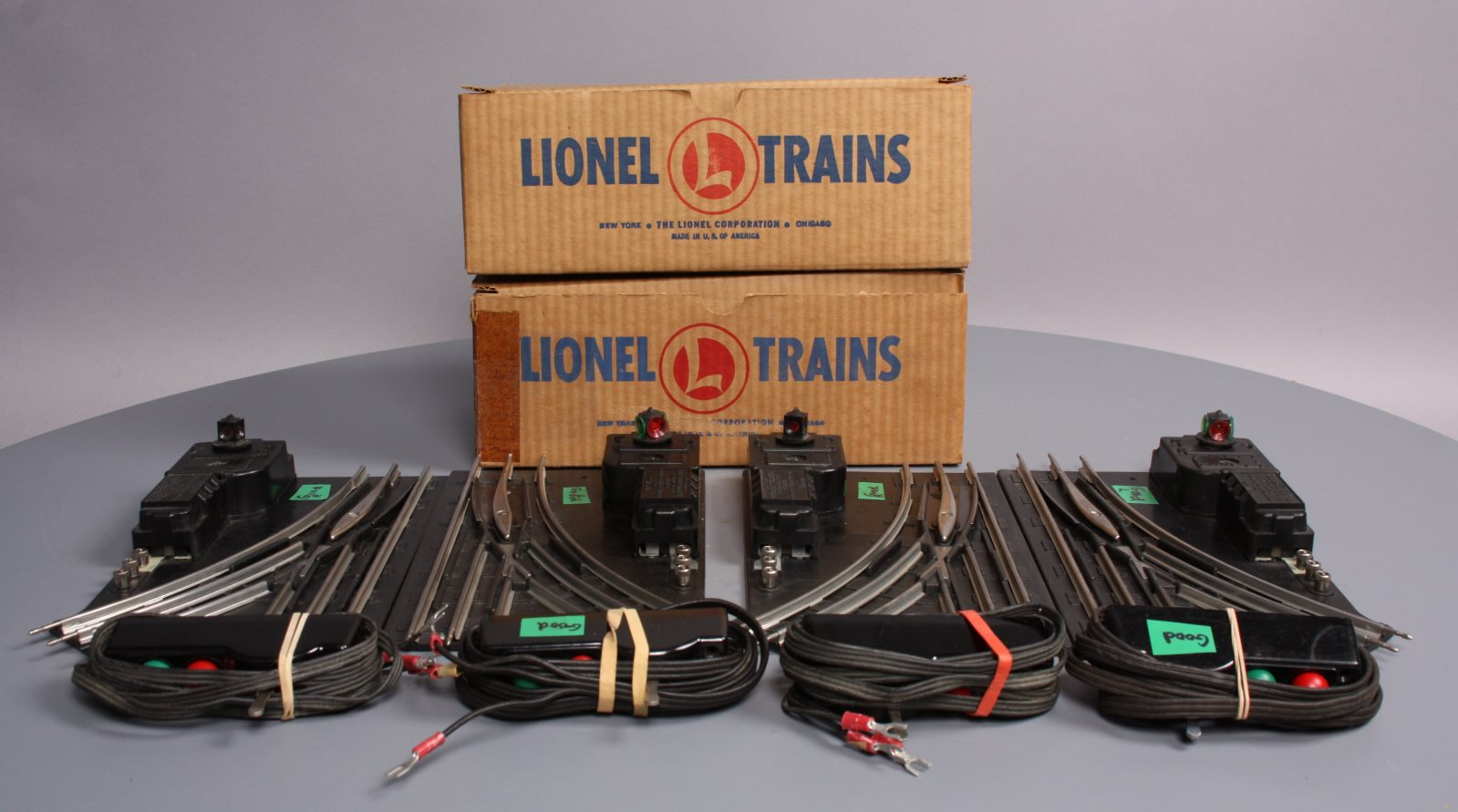 Lionel 1122 Switches Switch Wiring Diagram Photo From Seller