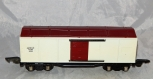RESTORED Prewar American Flyer 478 Boxcar Metal O Gauge Link coupler tinplate
