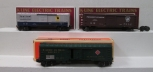 K-Line & Lionel O Gauge Assorted Freight Cars (3) 3-Rail/Box