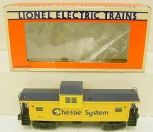 Lionel 6-19700 Chessie System Extended Vision Illuminated Caboose LN/Box