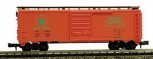 Model Power 3440 N Scale Maine Central 40' Boxcar #14785 NIB