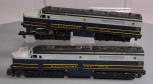 American Flyer 4-8153 S Scale Baltimore & Ohio Historic American PA-1 AA Diesel