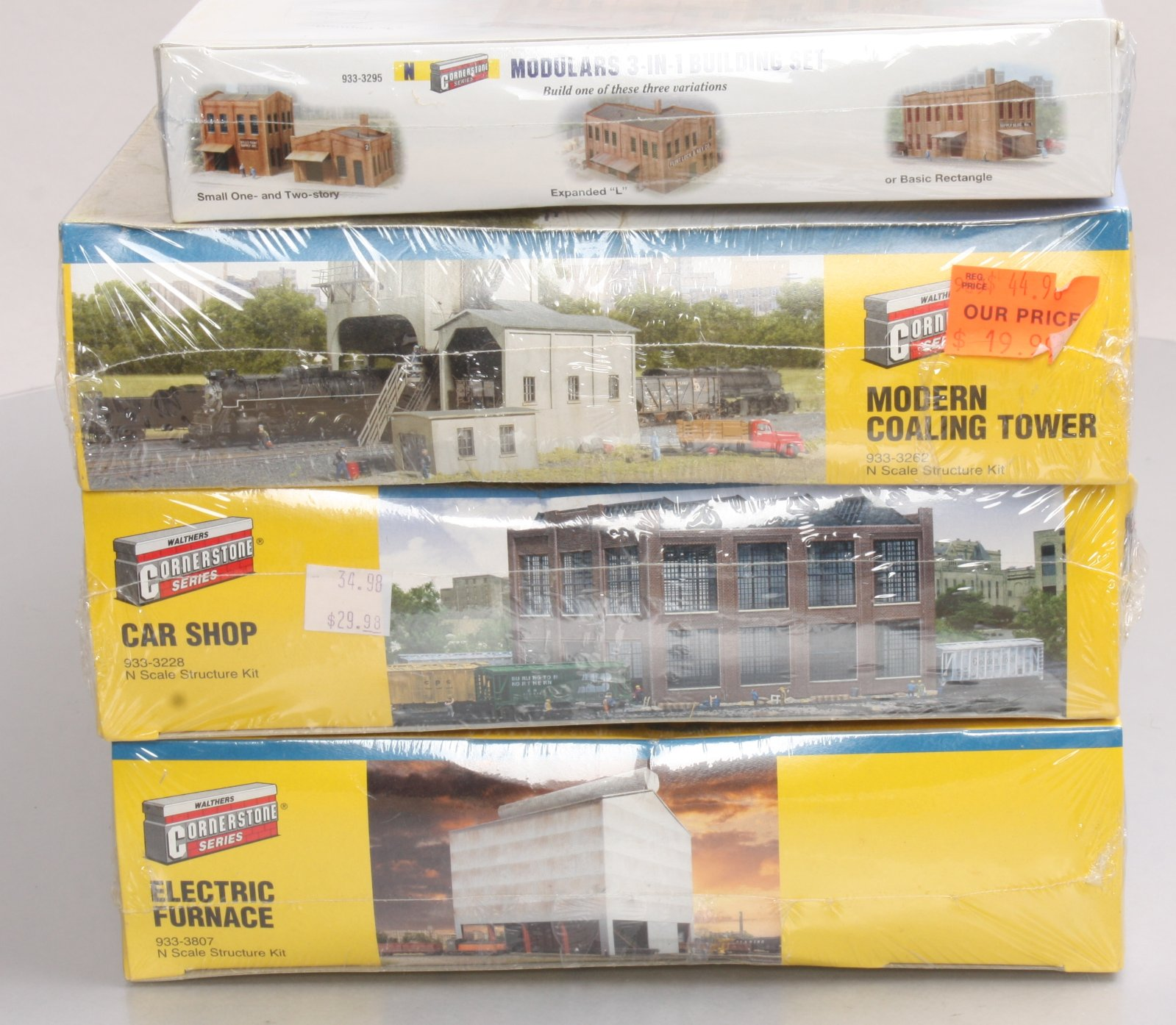 Buy Walthers N Scale Cornerstone Series Industrial