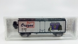 MicroTrains 21384 N Oregon State Car 40' Standard Boxcar, Plug Door NIB