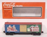 K-Line K644705 Coca-Cola Historical Christmas Car '94 EX/Box