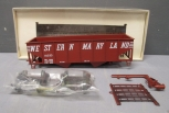 American Models S Scale Western Maryland Freight Car Kits: 16329 16333 28751 [3]