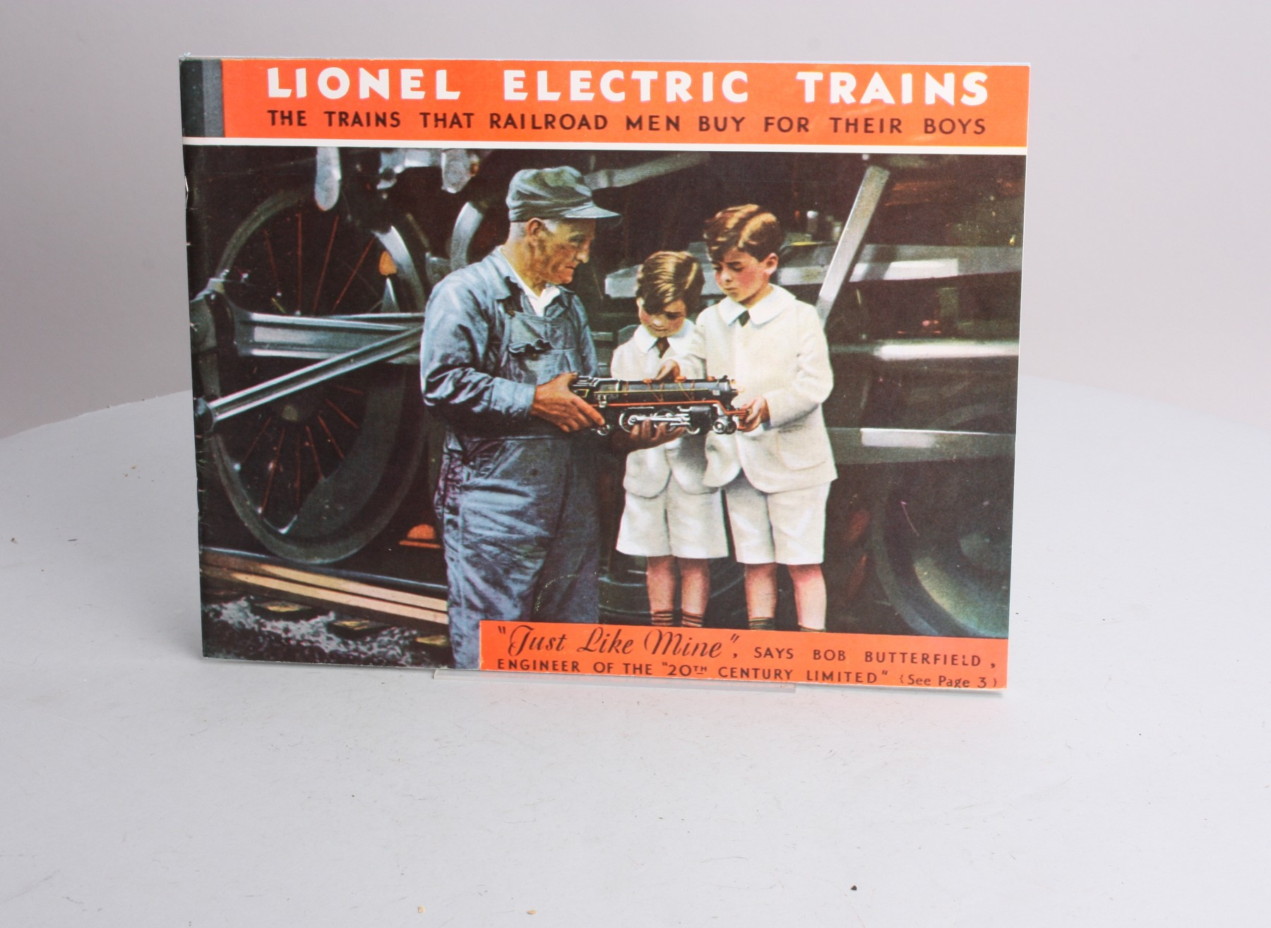 Buy Lionel 1931 Reproduction Consumer Catalog EX | Trainz