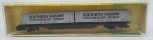 Minitrix 3323 N Scale Southern Railway Flatcar With Containers LN/Box