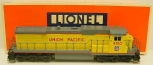 Lionel 6-18205 Union Pacific Dash-8 40C Diesel Locomotive # 9100 NEW