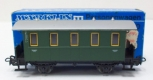 Marklin 4007 HO Scale Green Passenger Car LN/Box