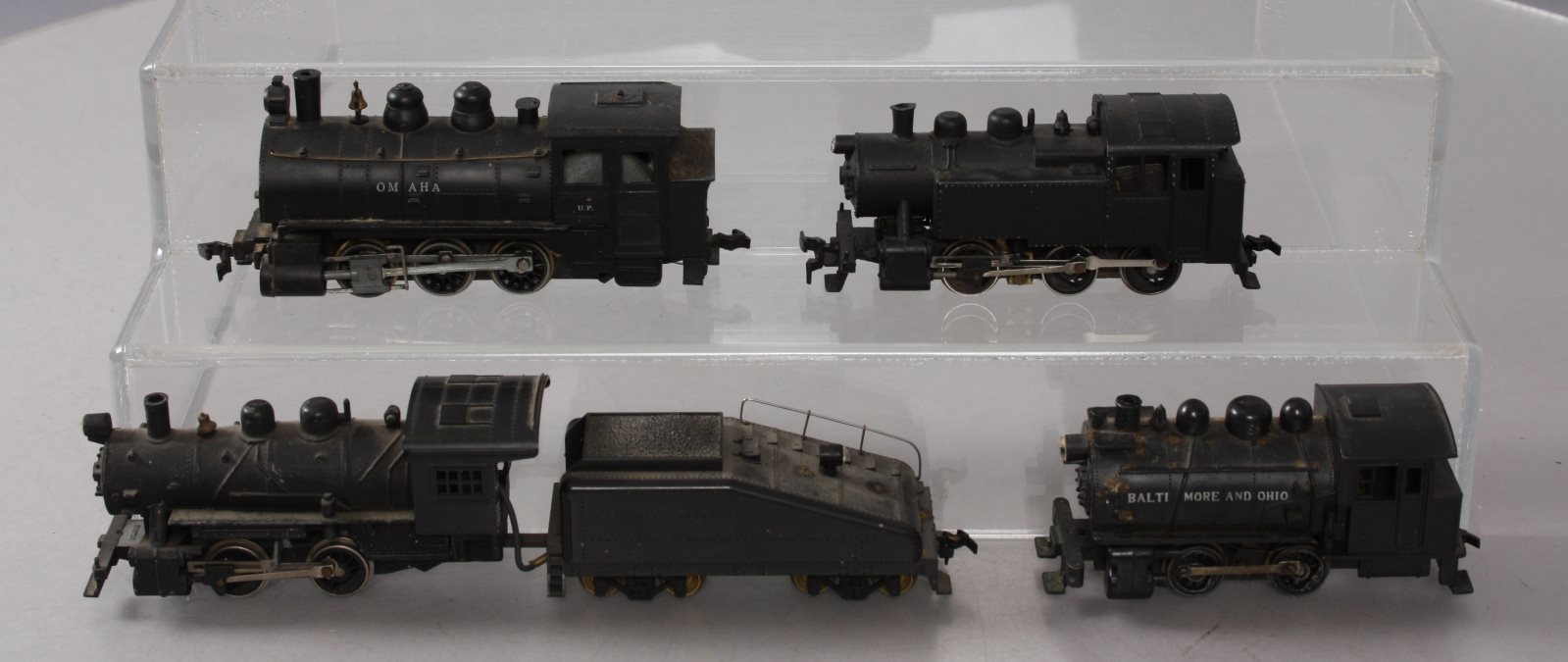 Buy Mantua, Revell & Other HO Scale Steam Locomotives [4