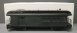Hartland 06203 G Scale Undecorated Long Combine Car - Metal Wheels/Box