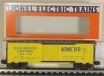 Lionel 6-52087 New Mexico Central TTOS 6464-1996 Boxcar LN/Box