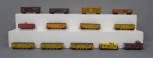 Mantua, Bachmann, Roco, and Other HO  Freight Cars: Union Pacific, MKT, SP, D&RG