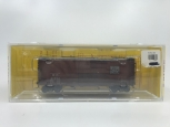Kadee 4808 HO Scale Western Pacific 40' PS-1 Boxcar W/ 2100 Scale Coupler #20832