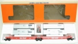 Lionel 6-16360 N&W Maxistack 2-Car Intermodal Set