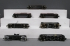 Lionel, K-Line & Other O Scale Assorted Freight Cars; 6-19324, 6-6344, 6-7200, 6