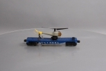 Lionel 3419 Operating Flatcar w/Helicopter - Type III