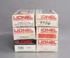 Lionel and Other O Freight Cars: 9726, 71436, 3494, 12376, 19513, 9301 [6]