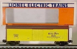 Lionel 6-5722 Nickel Plate Woodside Reefer LN/Box