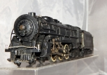 RUNS American Flyer 322 New York Central 4-6-4 Hudson Steam Loco Smokes Runs well