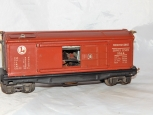 Clean Prewar Lionel 3814 Operating Merchandise Boxcar RUBBER STAMP version O