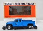 Lionel 6-18424 Blue Pick Up Truck track service MOW motorized O/027 LIKE NEW