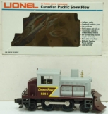 Lionel 6-8264 Canadian Pacific Snowplow Locomotive NIB