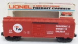Lionel 6-9415 Providence & Worcester Boxcar EX/Box