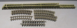 Aristo-Craft G Scale Europe Style Brass Curved & Straight Track Sections [13]